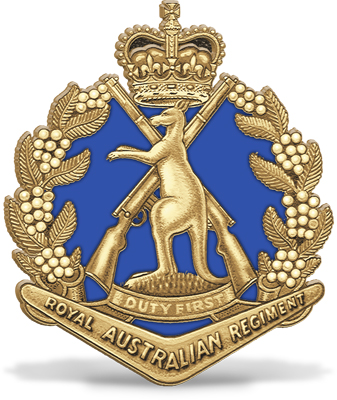 1st Battallion, Royal Australian Regiment