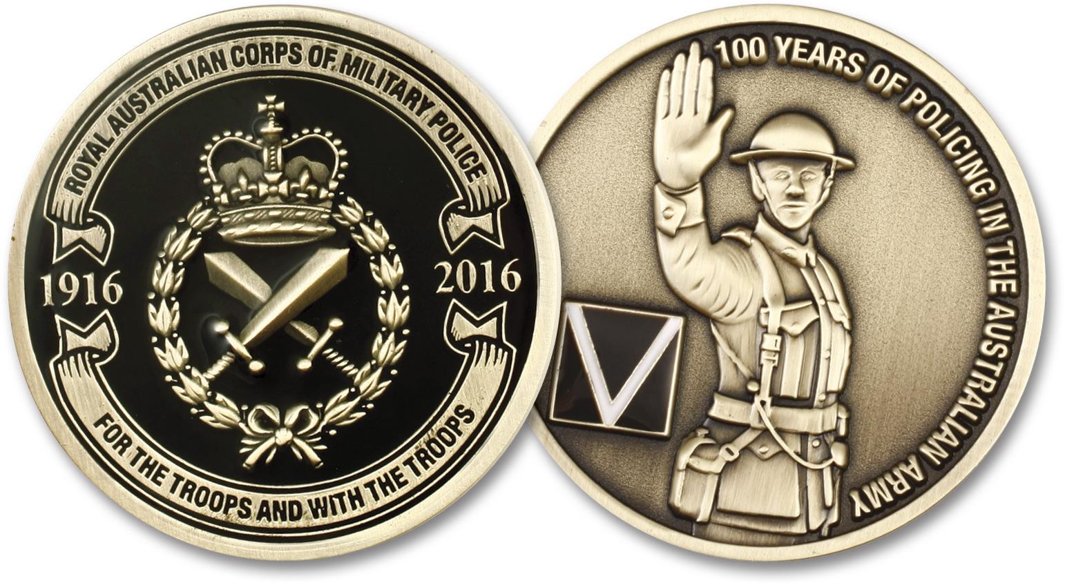 Royal Australian Corps of Military Police Lapel Pin Badge Gift Australia